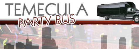 temecula party bus